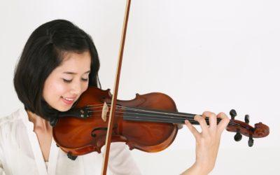 Start je vioollessen in Weesp