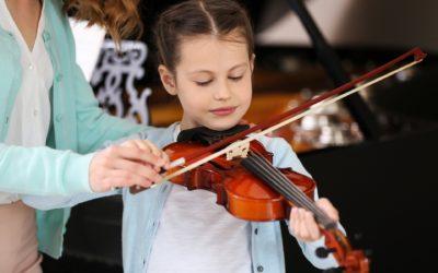 Een viool op maat!