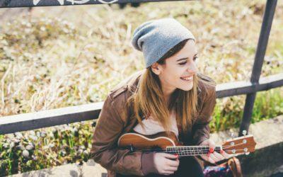 6 redenen om ukelele te gaan spelen
